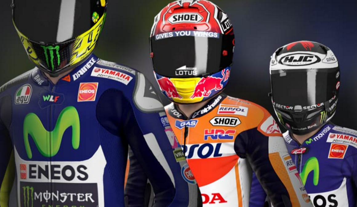 THE MOTORANCH VR46 FOR THE FIRST TIME ON SCREEN
