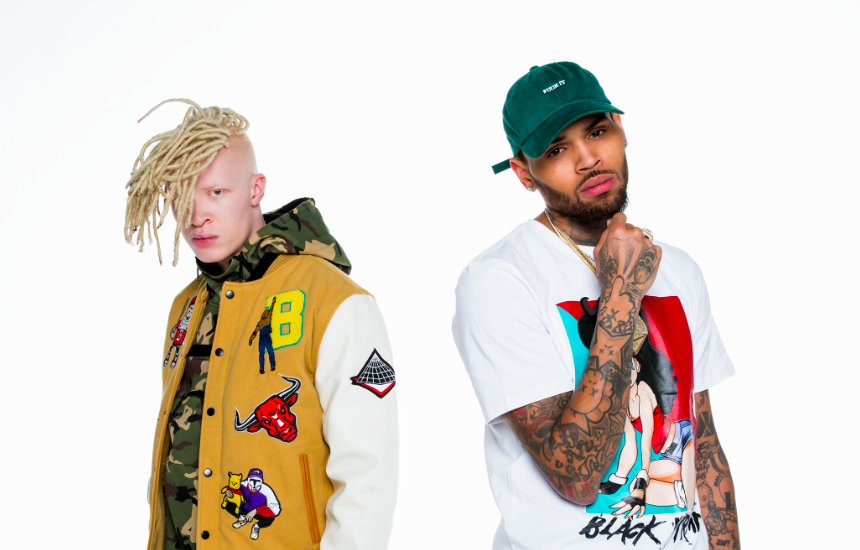 Chris Brown Launches Own Clothing Line In Europe With Exclusive