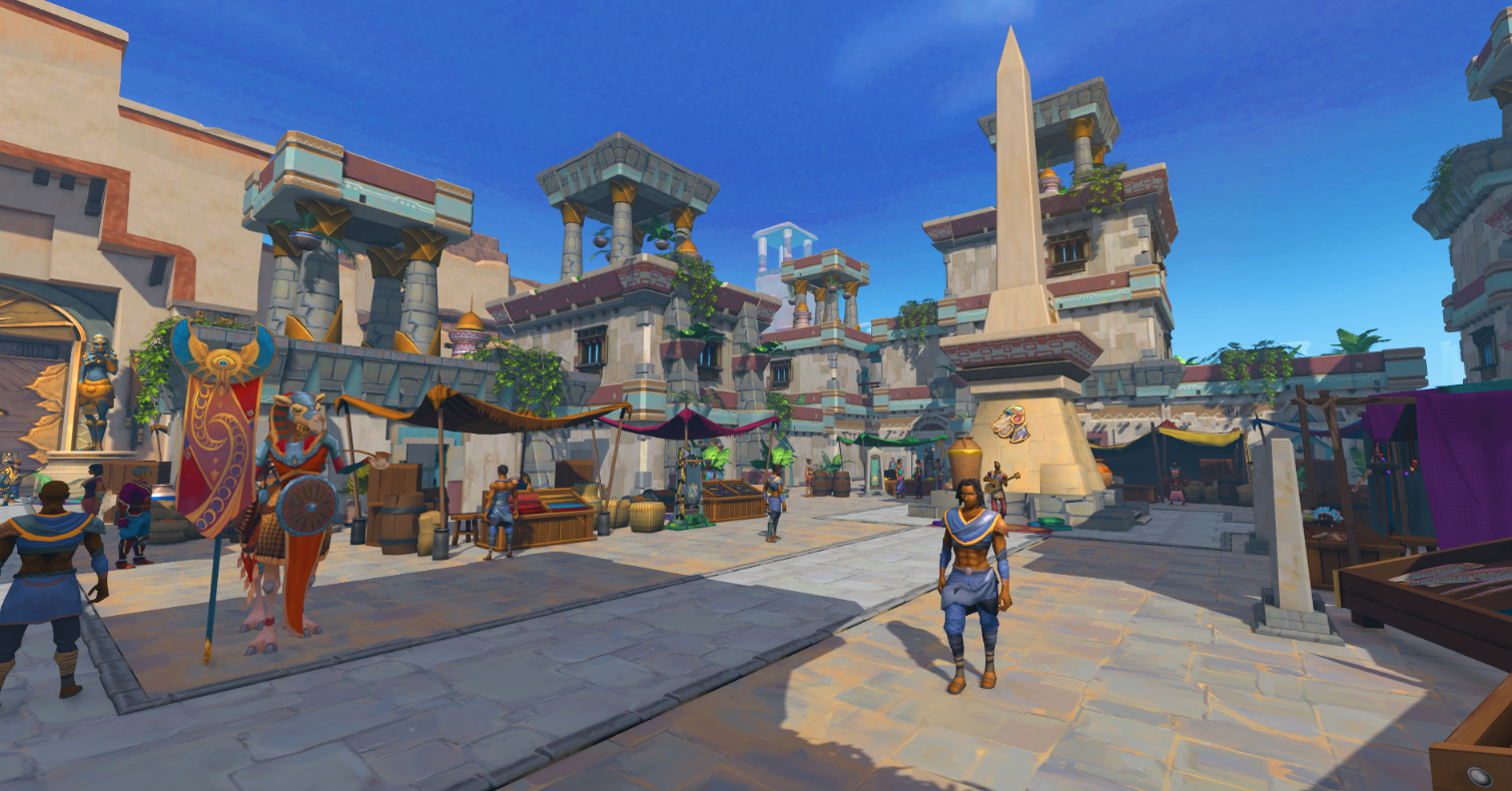 THE FIRST MAJOR RUNESCAPE EXPANSION OF 2017 LAUNCHES TODAY AS JAGEX