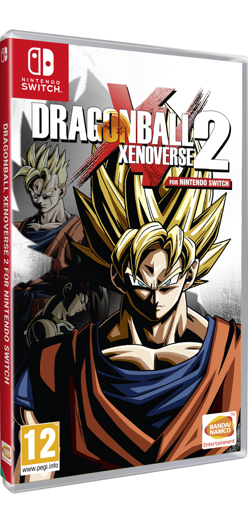 SWITCH VERSION OF DRAGON BALL XENOVERSE 2 AVAILABLE IN EUROPE ON SEPTEMBER 22nd