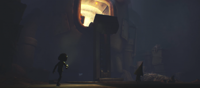 NEW STORY OF LITTLE NIGHTMARES™  AND FREE TRIAL AVAILABLE TODAY IN EUROPE