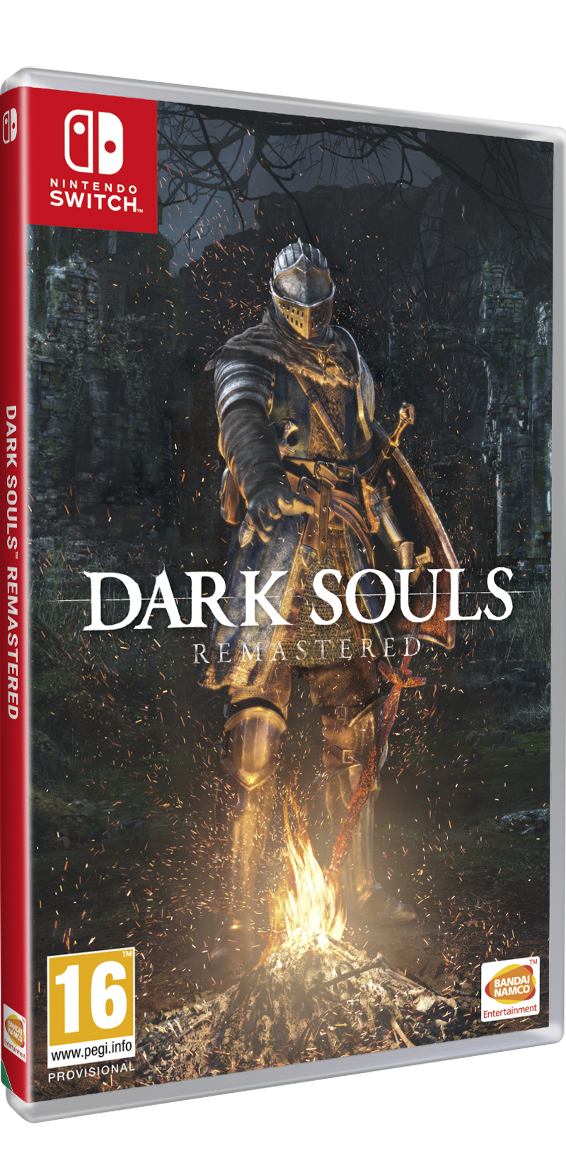 REKINDLE YOUR HUMANITY WITH DARK SOULS: REMASTERED FOR THE NINTENDO SWITCH, PLAYSTATION4 SYSTEM, XBOX ONE, AND STEAM