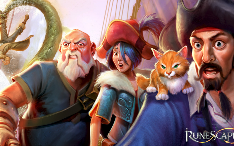 Pirates sail into the sunset as 13-year RuneScape questline concludes