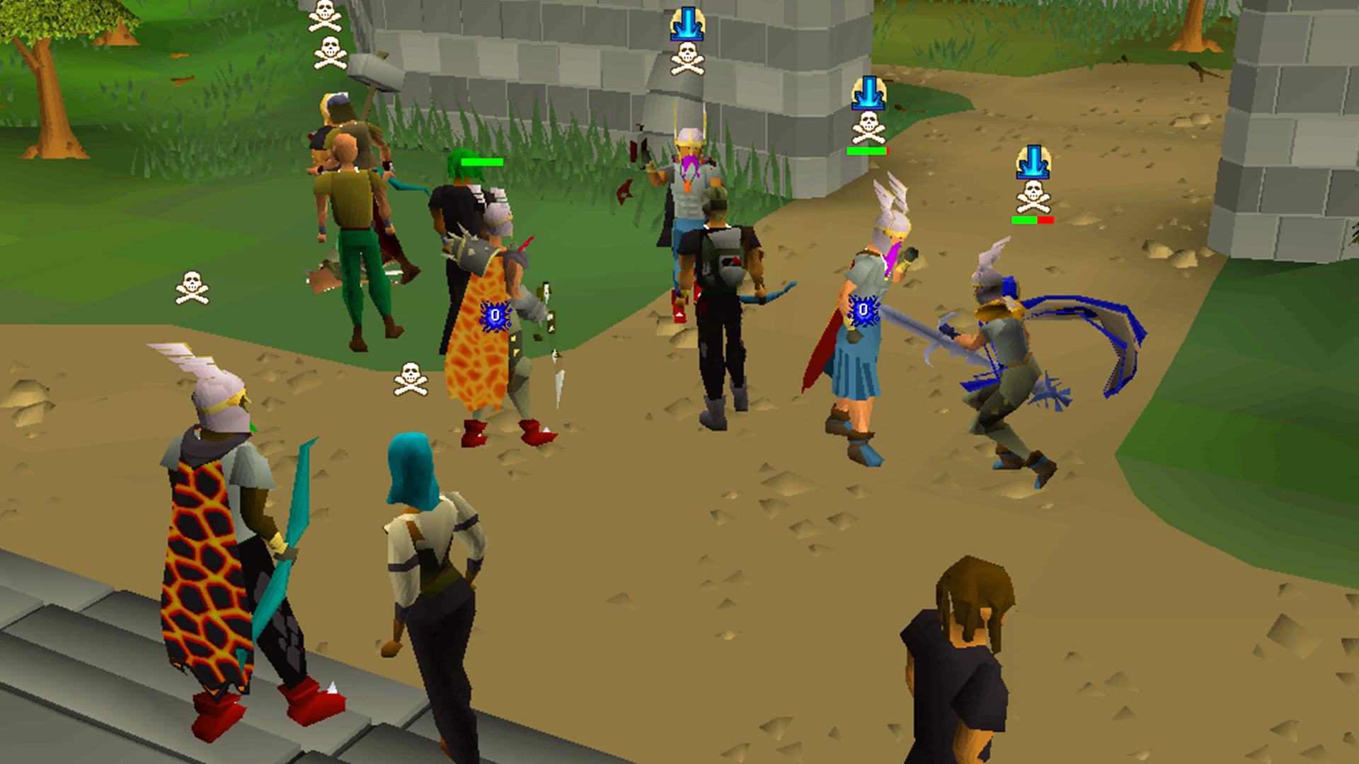 Iconic MMO Old School RuneScape launches on iOS and Android today