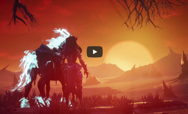 """Horse With no Name"" – Trailer voor Darksiders III"