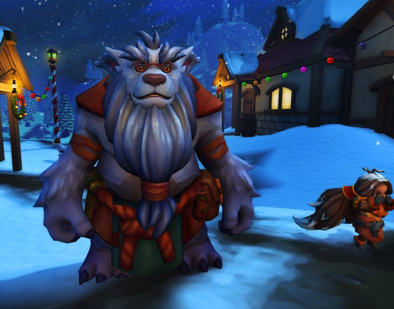 RuneScape gets into the holiday spirit for 'skillers' and 'questers' alike