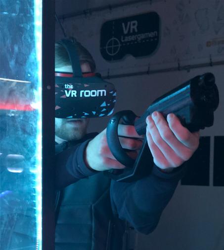 VR Room VR Lasergamen