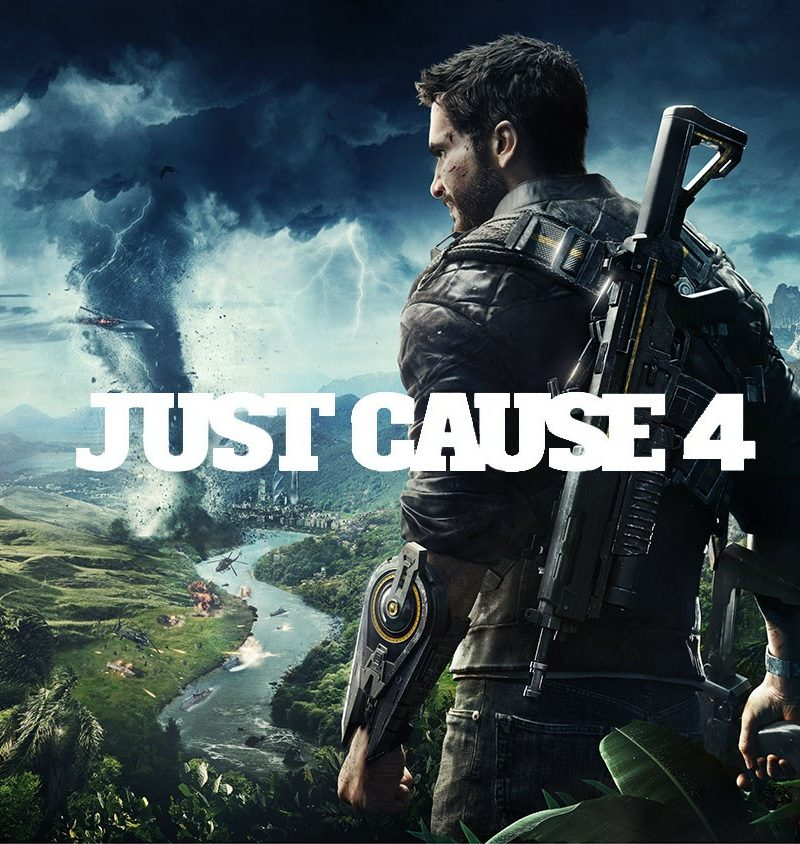 JUST CAUSE 4 RELEASES TODAY ON XBOX ONE, PC AND PS4  BRAND NEW LAUNCH TRAILER AVAILABLE NOW