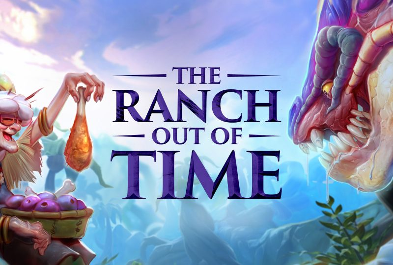 Fantastic dinos and where to farm them – The Ranch Out of Time arrives in RuneScape as two skills level up to 120