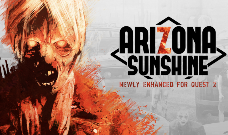 Newly enhanced version of Arizona Sunshine now available for Quest 2: the best way to play an all-time VR favourite