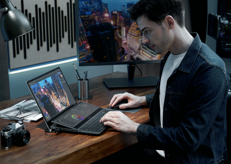 ASUS Presents Be Ahead Launch Event at CES 2021