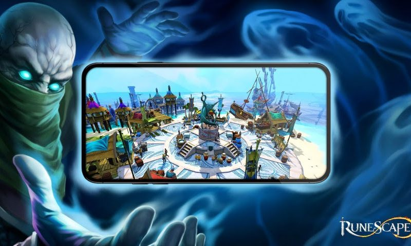 RuneScape's 20 years of adventure is coming to mobile this summer and pre-orders open today