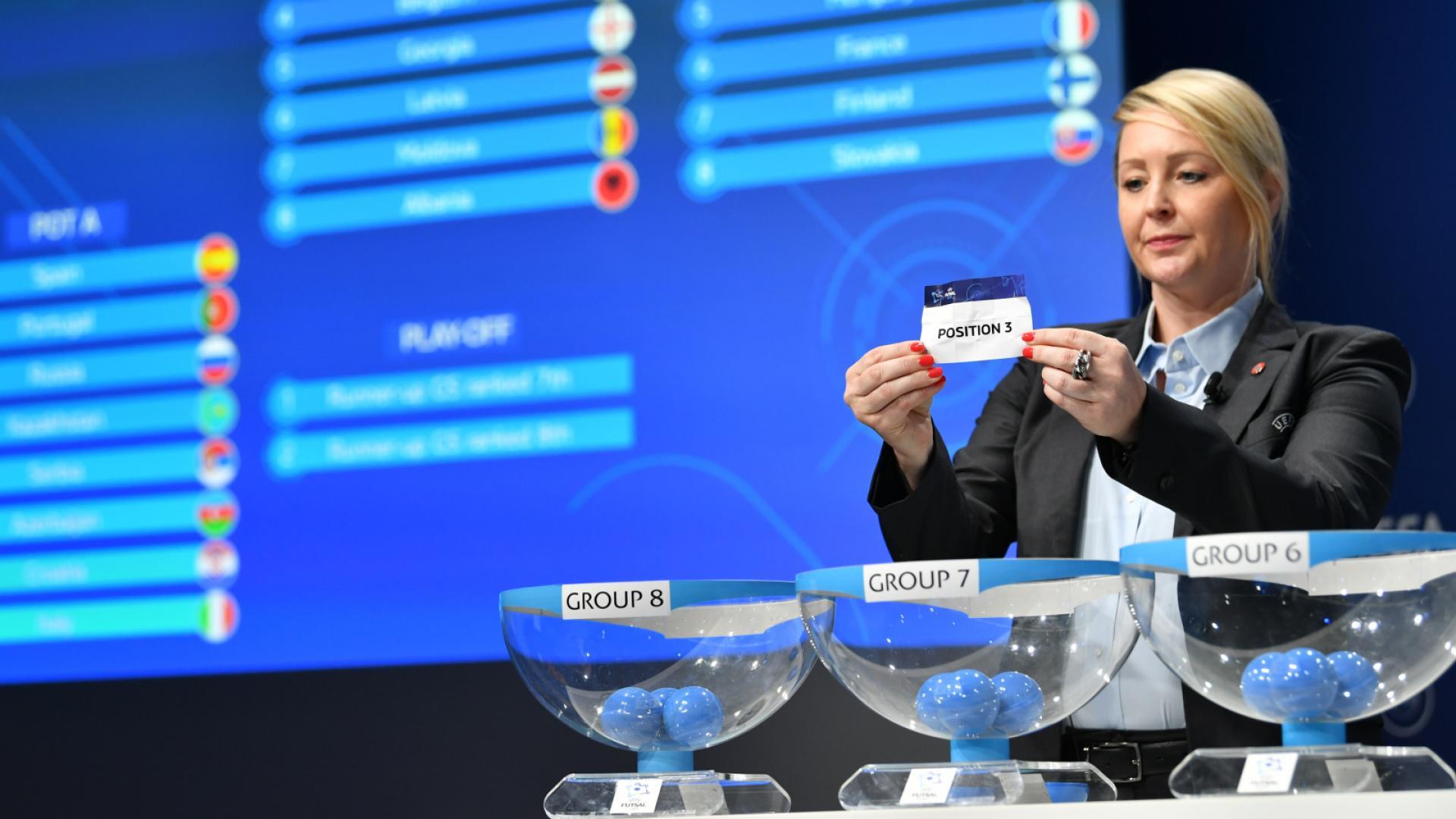 UEFA Futsal EURO 2022